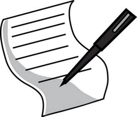 Letter to parents about research paper